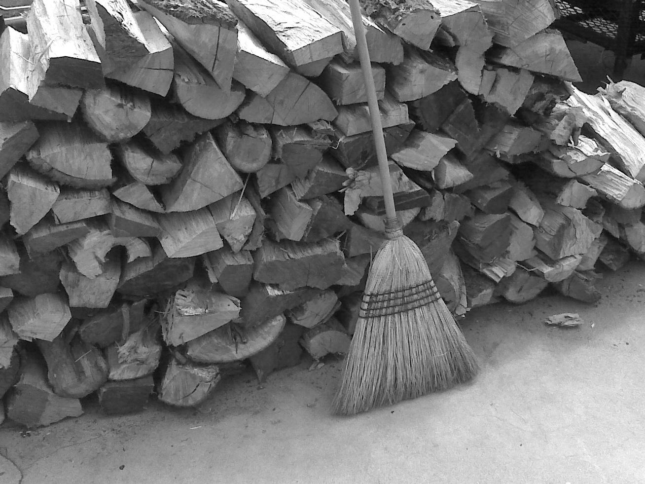 Pile of Pecan